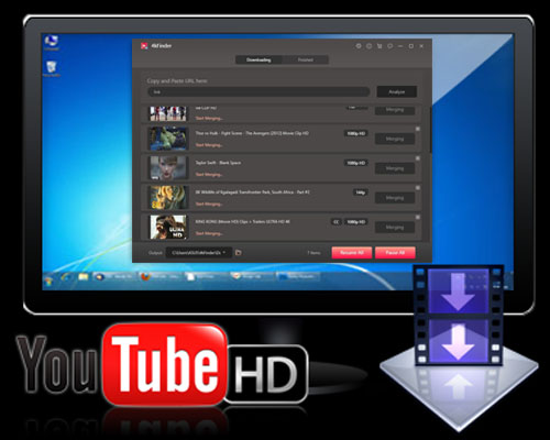Download HD Video from YouTube