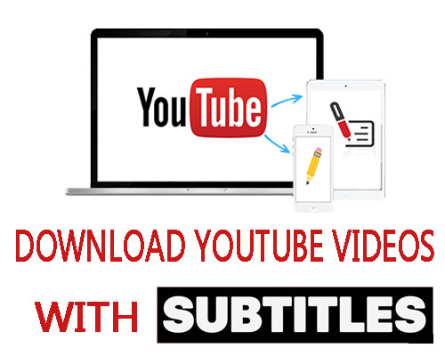 Download Subtitles from YouTube