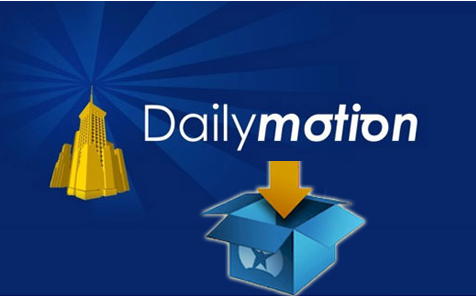 Download Videos from Dailymotion