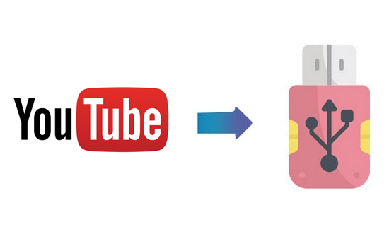 download youtube videos to a flash drive