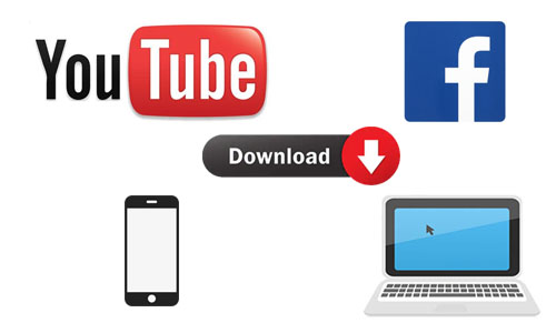 download youtube and facebook videos on mobile and desktop